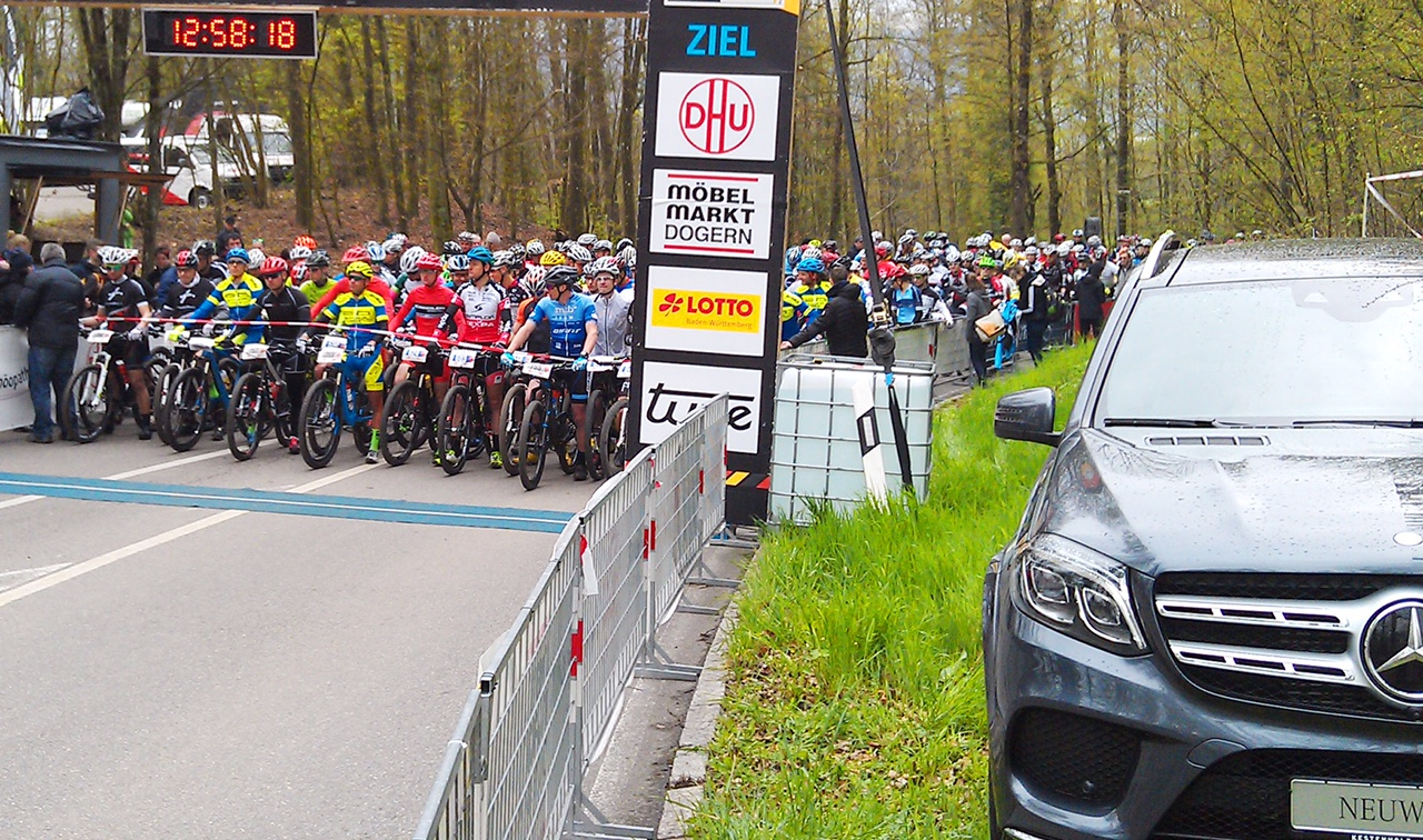 Eggbergmarathon GOLDTrophy2016 Start
